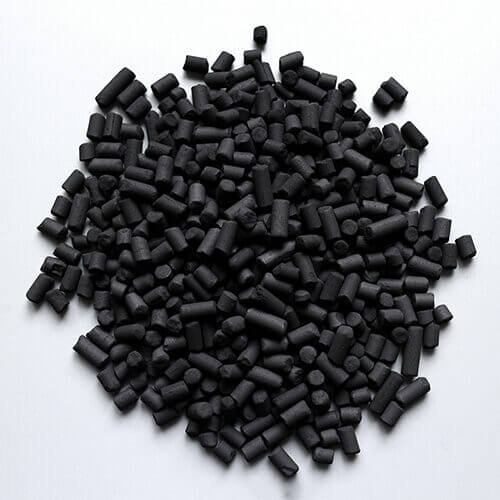 4mm Column activated carbon