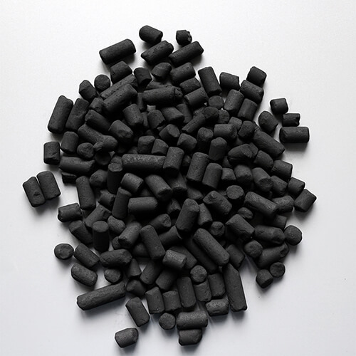 5mm Column activated carbon