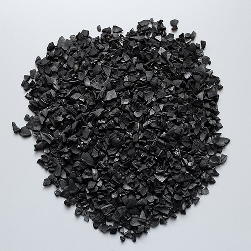 6-10mm Apricot nut shell granular activated carbon-1